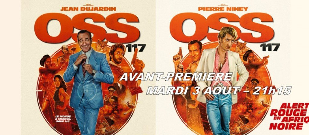 actualité AVP OSS 117
